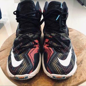 EUC Nike Lebron 13 XIIi BHM Black History Month